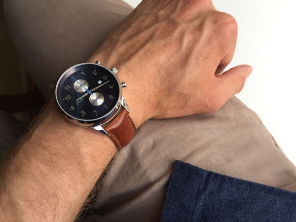 DR.W.-Pocket-Wrist-Clock-Navy-Strap-Faded-Brown-2