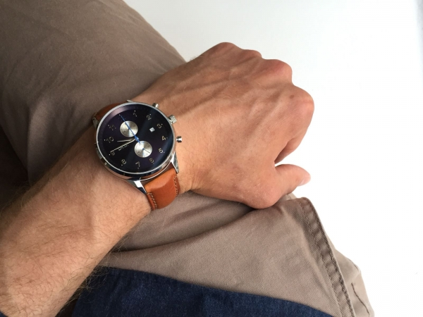 DR.W.-Pocket-Wrist-Clock-Navy-Strap-Faded-Light-Brown
